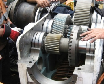 گیربکس صنعتی چیست و انواع آن کدام است؟