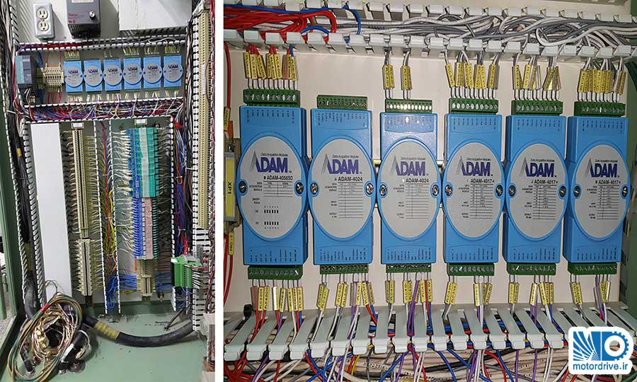 ارتقاع و تجهیز سیستم ابزار دقیق و مونیتورینگ شیرین سازی گاز پتروشیمی جزیره لاوان